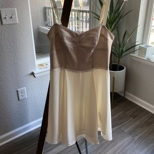 Express strappy dress